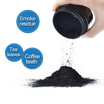 Whitening Coconut Charcoal Powder