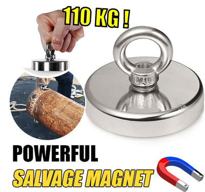 Treasure Hunter Powerful Salvage Magnet