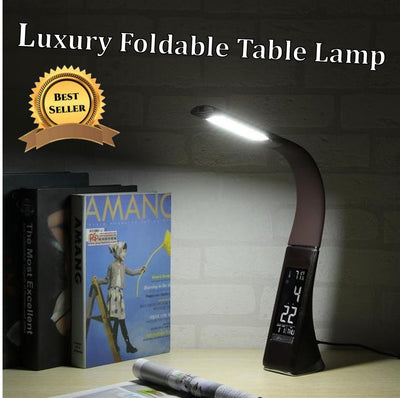 Luxury Foldable Table Lamp