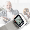 Wrist Blood Pressure LCD Digital - (Health Care Awareness)