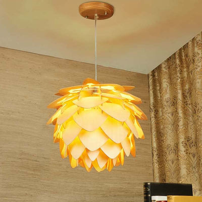 New Nordic Pinecone Pendant Lights