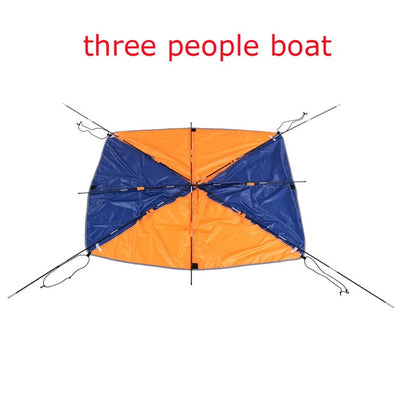 Sunshade Rain Canopy Kayak and Boat