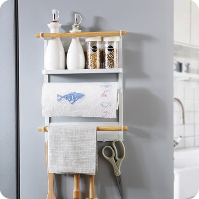 Magnetic Gorgeous Side Fridge Organizer