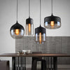 Modern Nordic Glass Decor Pendant Light