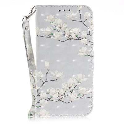 Luxury Flip PU Leather for Samsung Phone Cases (3)