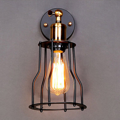 American Retro Decor Wall Lamp