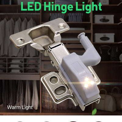 Cabinet Hinge Light (4Pcs)