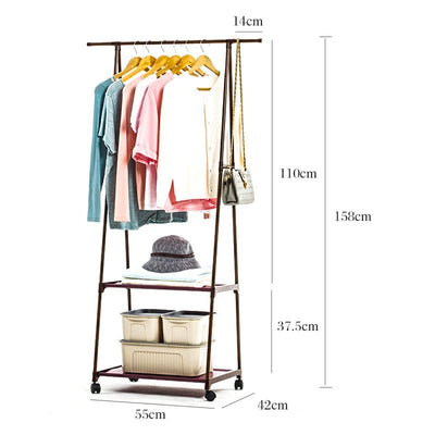 Multi-function Triangular Clothes Hanger