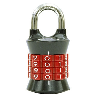Combination Password Security Padlock