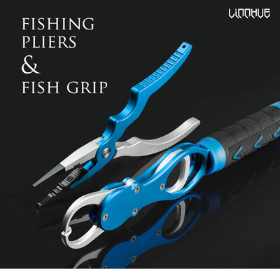 High Quality Fishing Pliers and Gripper Hook Recover