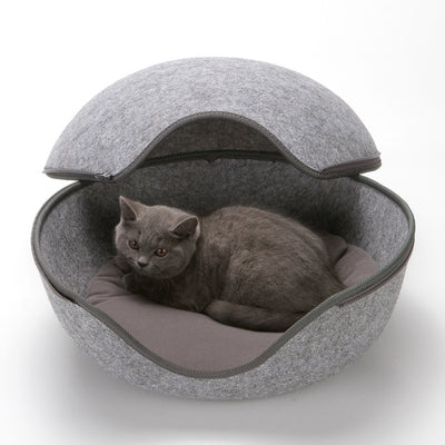 Egg Shape Pets Bed