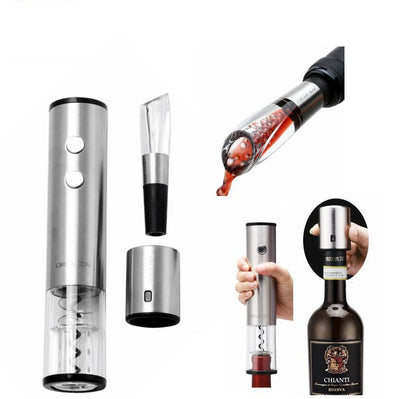 Automatic Wine Bottle Opener