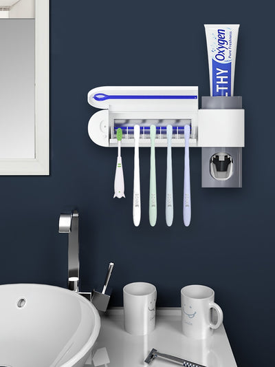 Automatic UV Toothpaste Dispenser