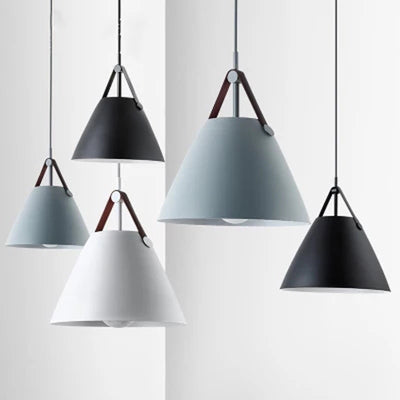 Minimalist Nordic Decor Hanging Light