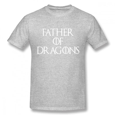 Father Of Dragons Game Of Thrones T-Shirt