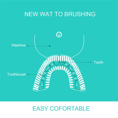 New Nano Sonic Electric Toothbrush
