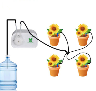 Automatic Drip Irrigation with Bluetooth control System