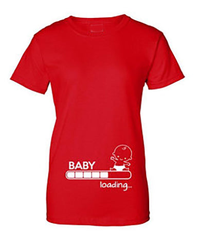 Baby Loading Couple T-Shirt