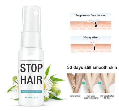 Spray Stop Hair Growth