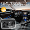 Car Solar Ventilator Cooler
