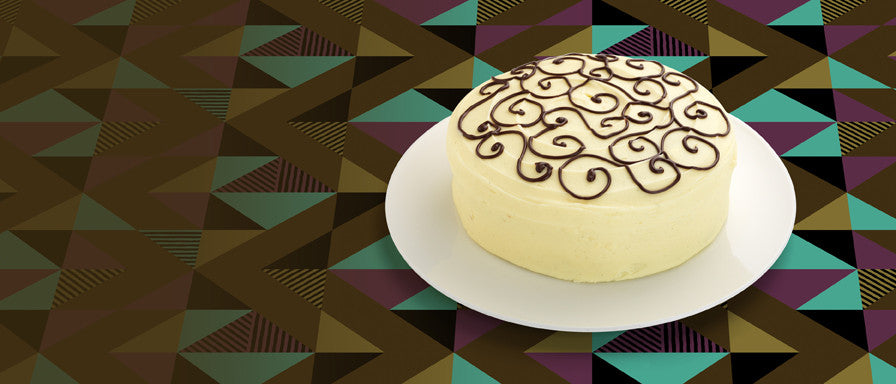 Curly Whirly Cake