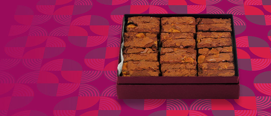 Fudgepacker Brownie Gift Box