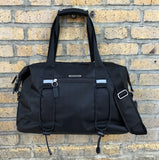 Laptop Bike Share Bag - Herringbone