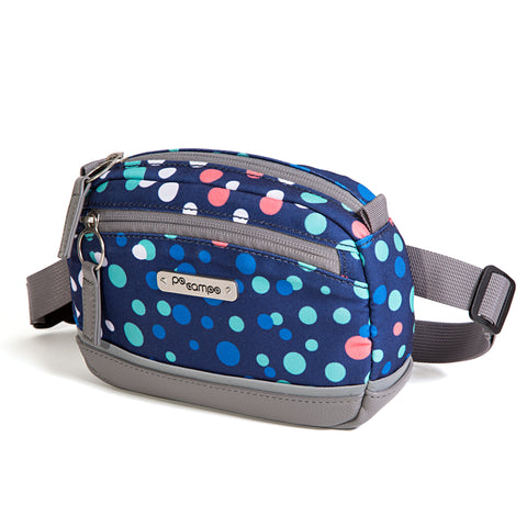 Market Hip Bag - Bubbles
