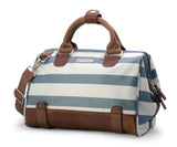 Uptown Trunk Bag - Sky Stripes
