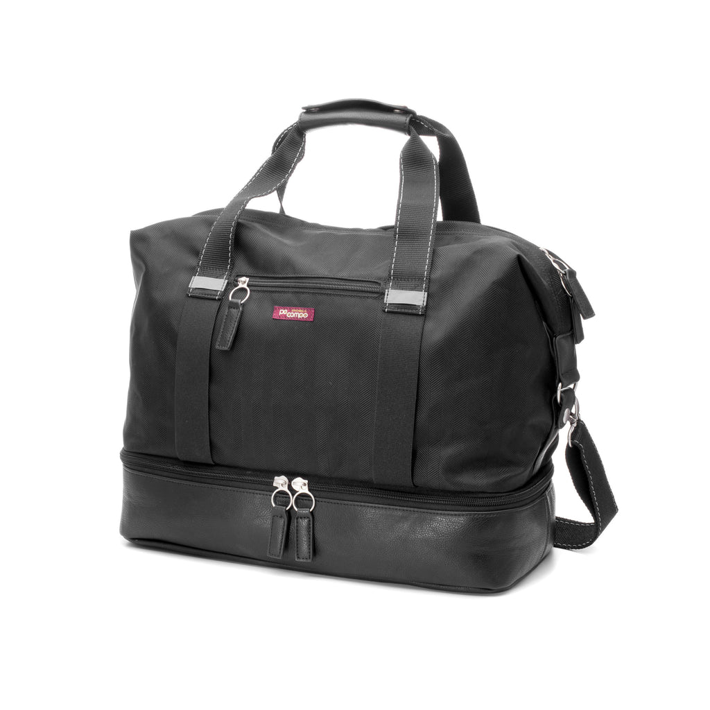 Midway Weekender/Gym Bag - Herringbone