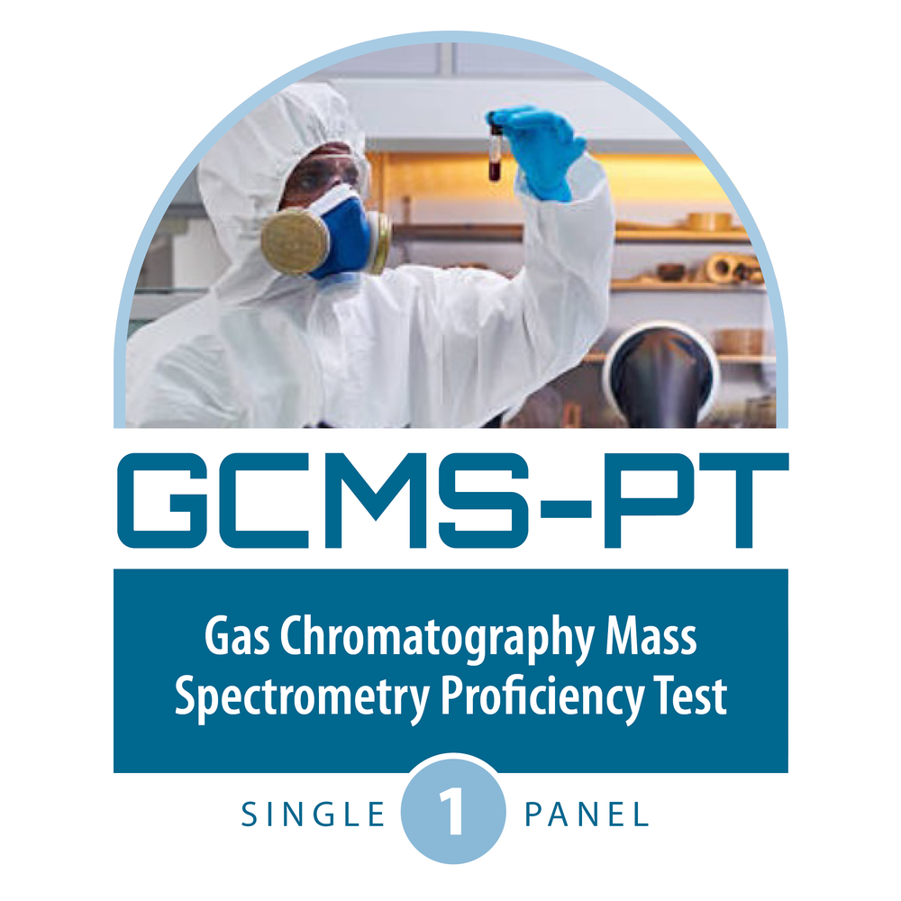 GCMS-PT: Single Test Panel
