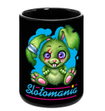 Zombunny Ceramic Mug - Black