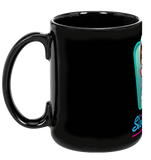 Winning Waitress Ceramic Mug - Black