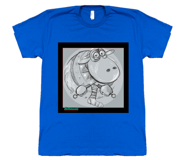 Wooly Wins Sketch T-Shirt