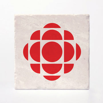 CBC Gem - Current Logo Coaster