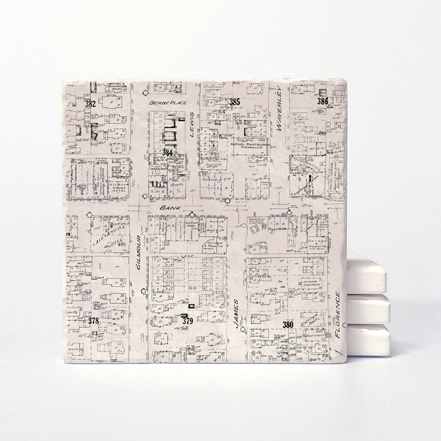 Centretown Maps