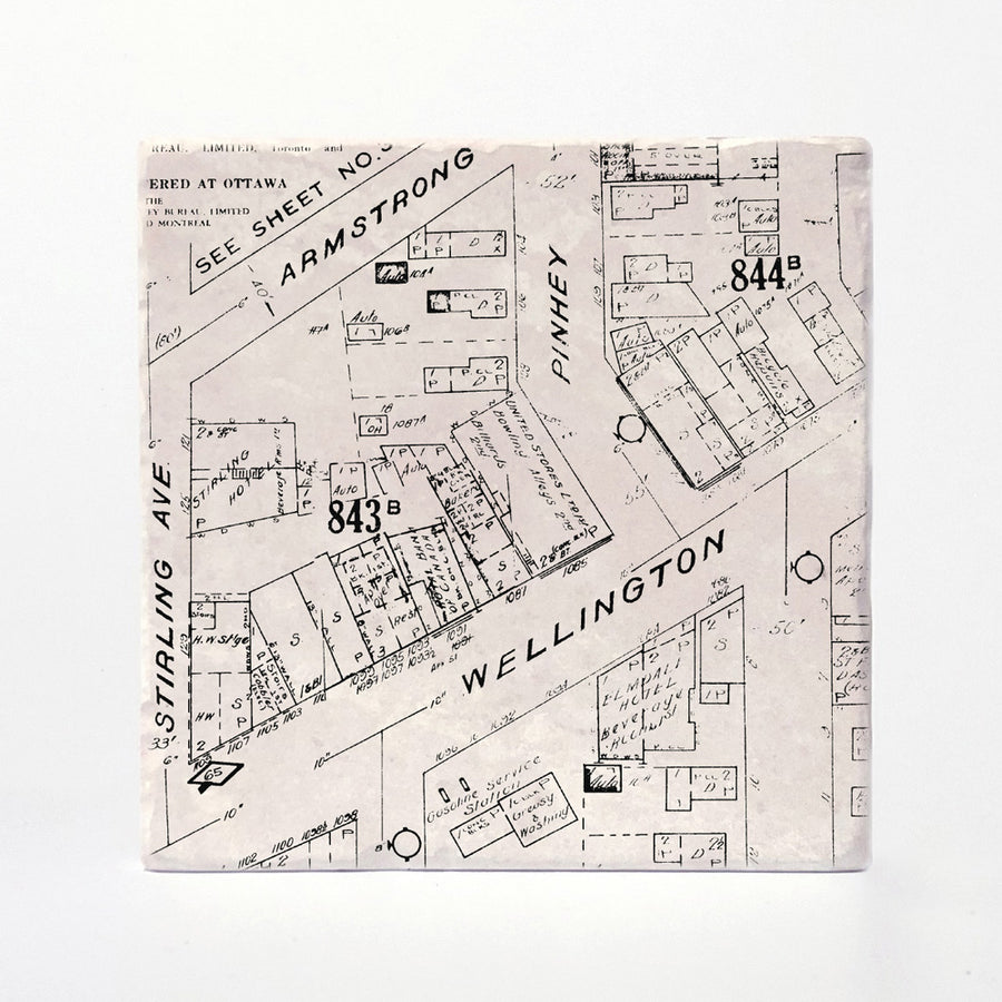 Hintonburg Maps