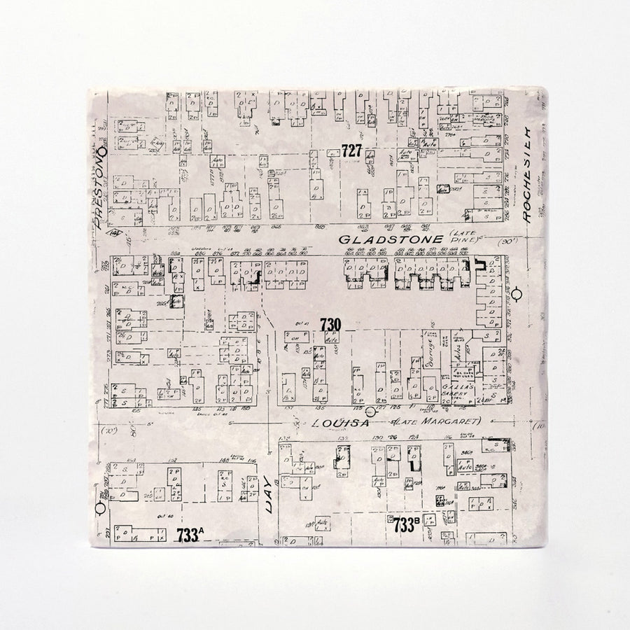 Little Italy Maps