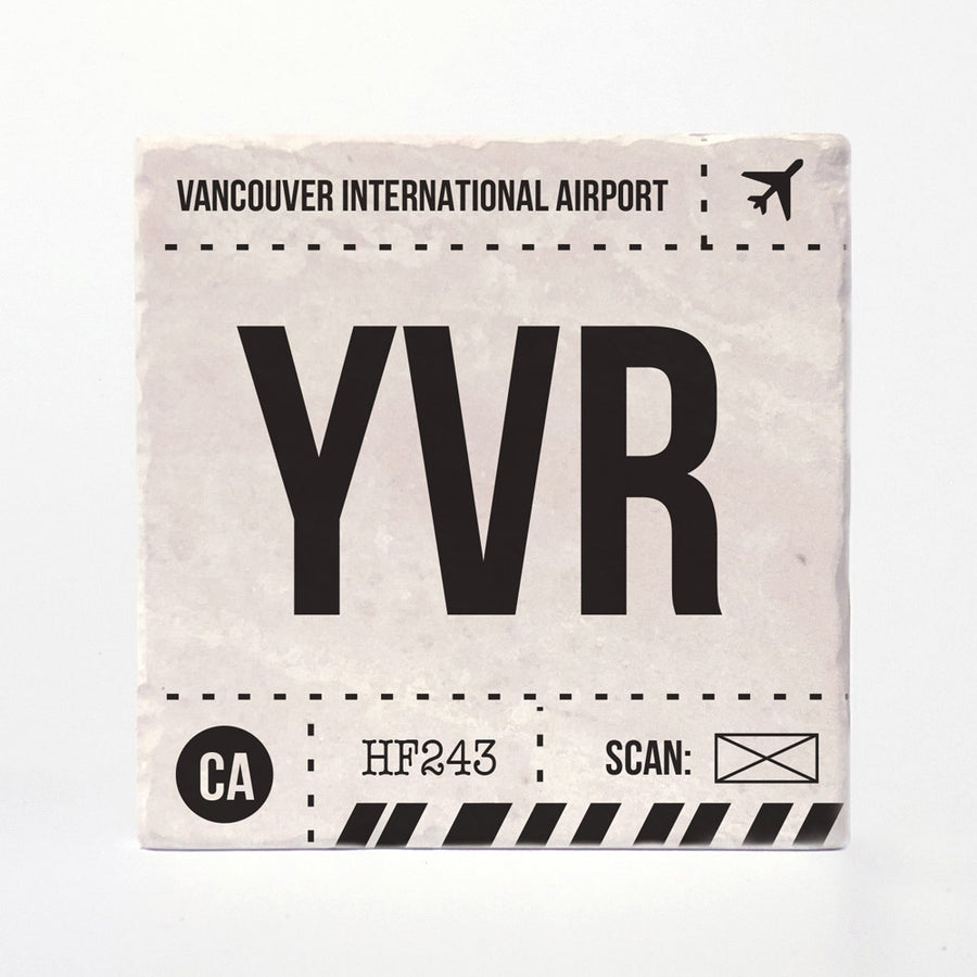 Vancouver Airport Code