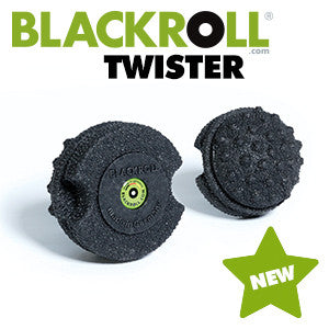 BLACKROLL® TWISTER: your handy helper in therapy