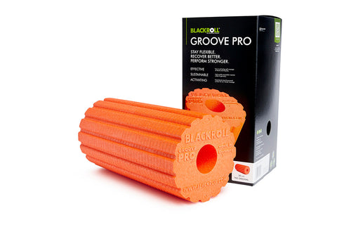 blackroll groove pro orange