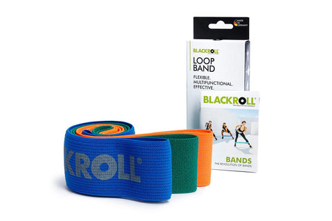 blackroll loop band set trainingsbänder