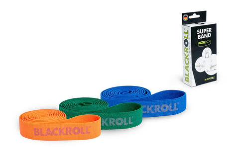 blackroll super band set training bands