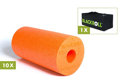 BLACKROLL® 10 PRO TRAINER'S SET orange