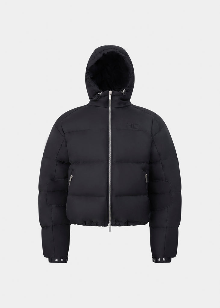 Double Layer Down Jacket
