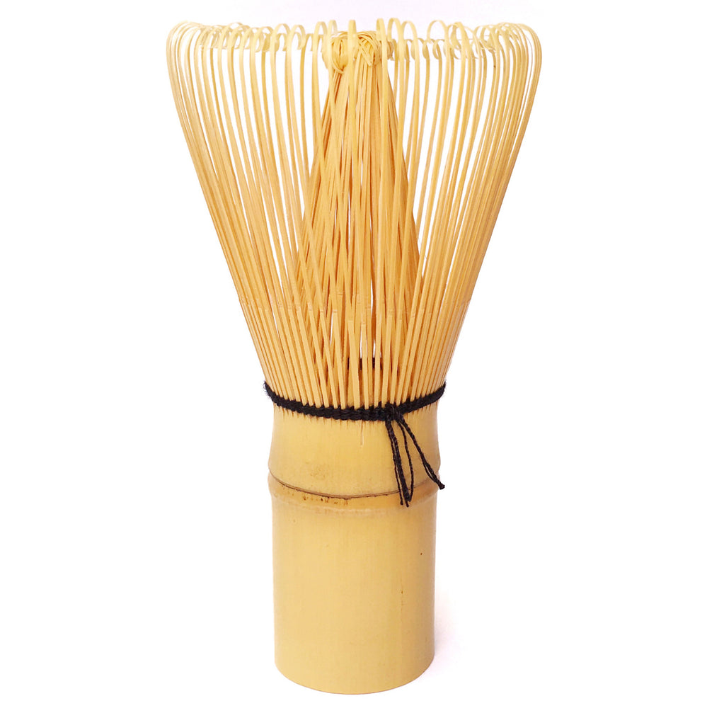 Matcha Chasen Bamboo Whisk - 100 Prongs