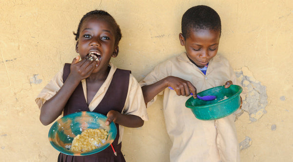 Giving Back to Mary's Meals