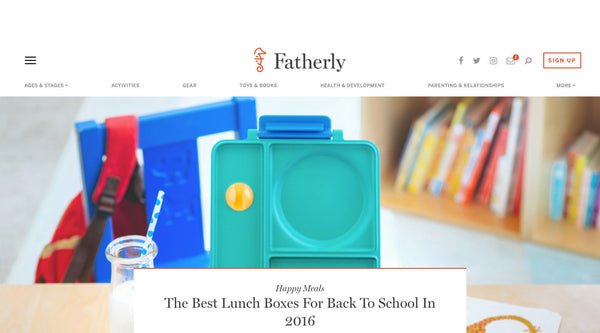 Best Lunchboxes for Back to School