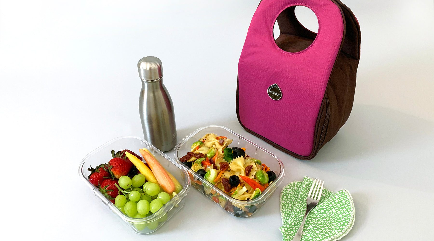 lunchbox packed lunch idea