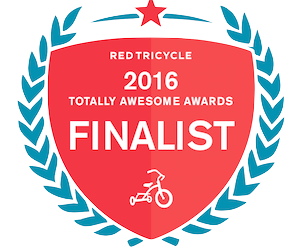Red Tricycle Totally Awesome Award Finalist
